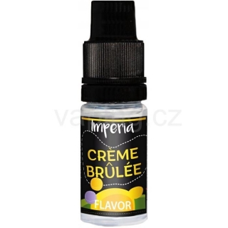 Imperia Black Label příchuť Creme Brulee 10ml