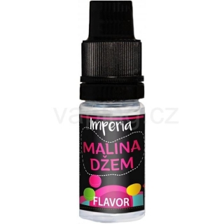 Imperia Black Label příchuť Malina džem 10ml
