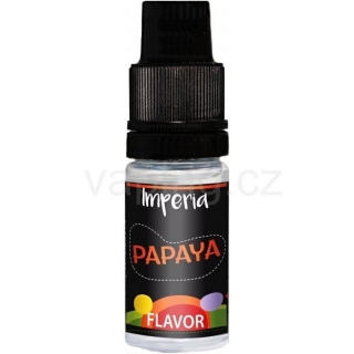 Imperia Black Label příchuť Papaya 10ml