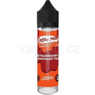 Coffee Mill Shake & Vape Aroma Strawberry Lemonade Tea (Jahodový nápoj) 10ml