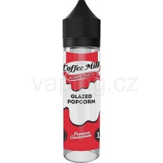 Coffee Mill Shake & Vape Aroma Glazed Popcorn (Sladký popcorn) 10ml