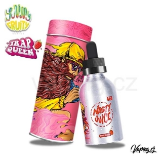 Nasty Juice YUMMY aroma Trap Queen (ledová jahoda) 60/20ml