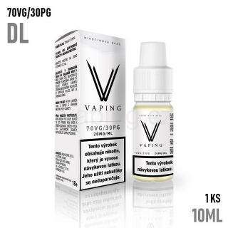 Vaping nikotinový booster DL 1x10ml (70VG/30PG) 20mg