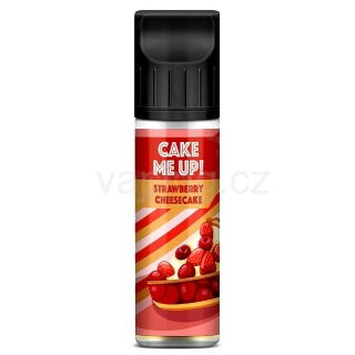 Cake Me Up - Strawberry Cheesecake 20ml