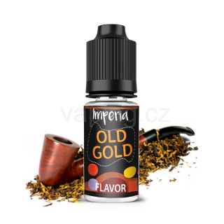 Imperia Black Label příchuť (tabák Old Gold) 10ml