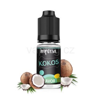 Imperia Black Label příchuť (kokos) 10ml