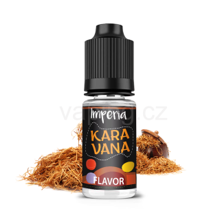 Imperia Black Label příchuť (tabák Karavana) 10ml