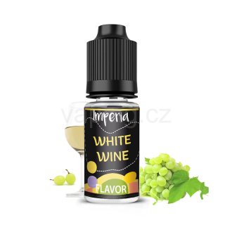 Imperia Black Label příchuť White Wine (bílé víno) 10ml