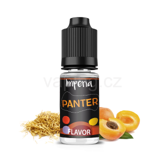 Imperia Black Label příchuť Panter (tabák s meruňkou) 10ml