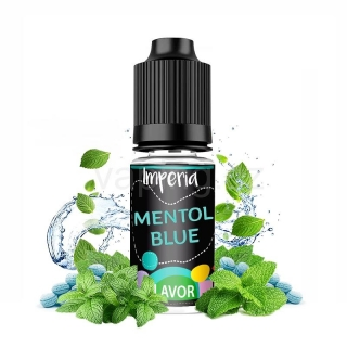 Imperia Black Label příchuť Mentol Blue (sladký mentol) 10ml