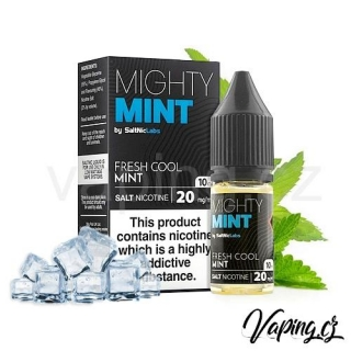 VGOD salt e-liquid Fresh Cool Mint (mix máty a mentolu) 20mg 10ml