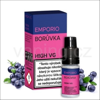 Emporio Borůvka 70/30 1,5mg 10ml