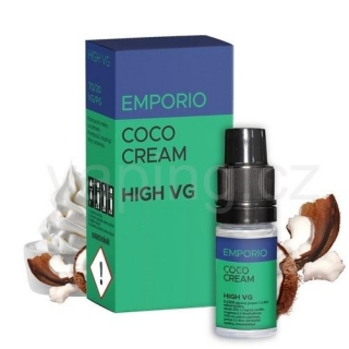 Emporio Coco Cream 70/30 0mg 10ml
