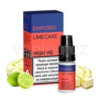 Emporio Lime Cake 70/30 3mg 10ml