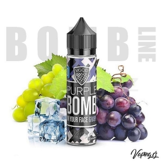 Příchuť VGOD Bomb (Grape Iced) 20ml