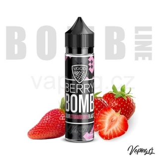 Příchuť VGOD Bomb (Strawberry) 20ml