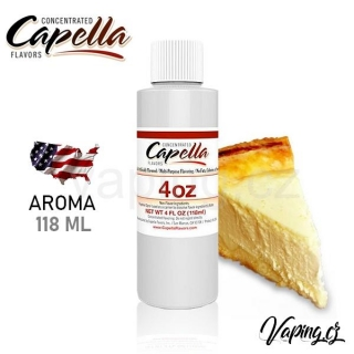 Capella New York Cheesecake aroma (americký dezert) 118ml