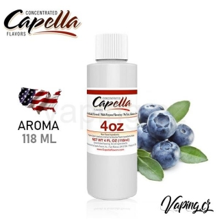 Capella Blueberry aroma (borůvka) 118ml