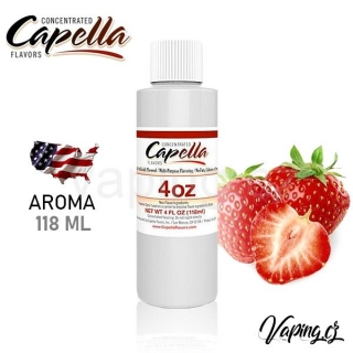 Capella Strawberry aroma (jahoda) 118ml