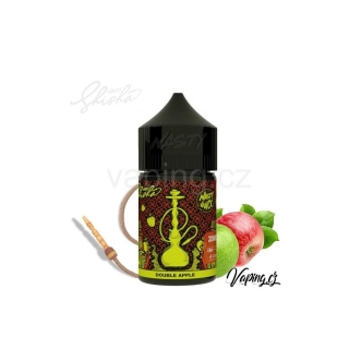 Nasty Juice SHISHA aroma Double Apple (tabák s jablky) 60/20ml