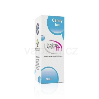 Take It e-liquid Candy Ice 10ml (ledové bonbóny) 12mg