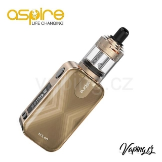 Aspire Rover 2 Mod Kit (champagne) 2200mAh
