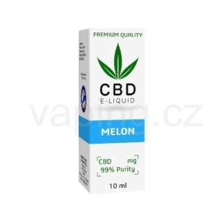 E-liquid Expran CBD, příchuť MELON 300mg (3%) 10ml