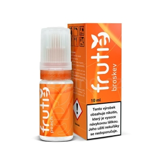 Frutie 70/30 Broskev (Peach) 10ml 5mg