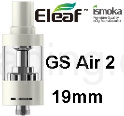 Eleaf GS Air 2 2,5 ml (Bílá)