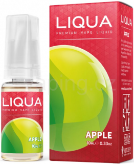 LIQUA Elements Apple 10ml - 3mg (Jablko)