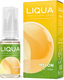 LIQUA Elements Melon 10ml - 0mg (Žlutý meloun)